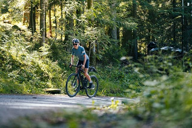 @natalinaneuenschwander on a bike.