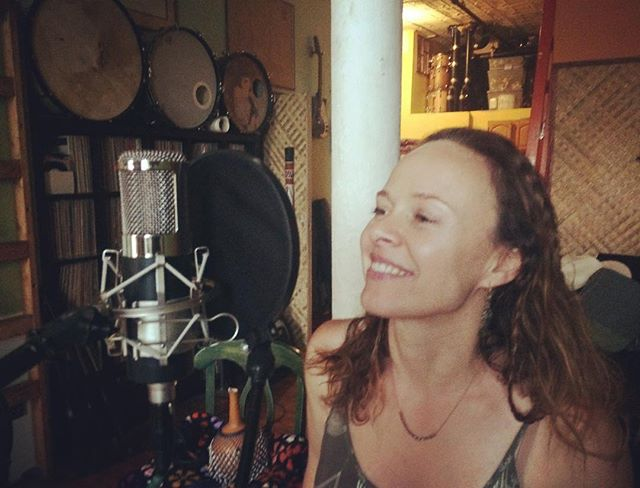 New single in the works... #papercanoecompany #tamistronach  #allthecolors