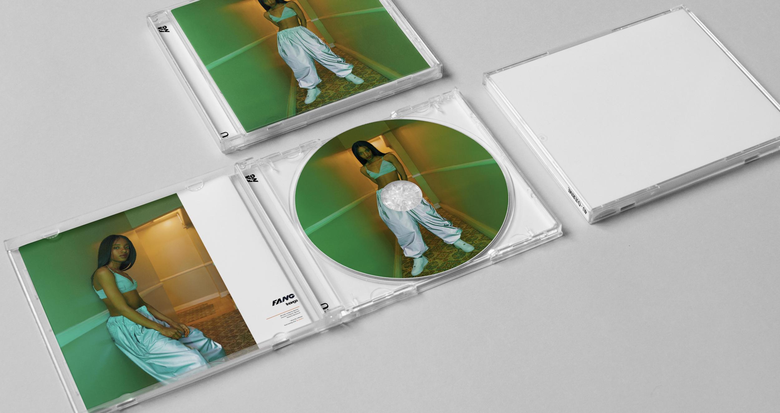 Ojerime - 4U CD