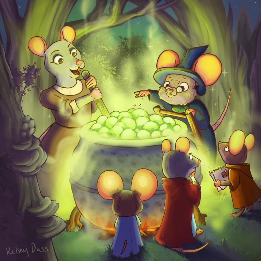 Rat & Mouse Magic