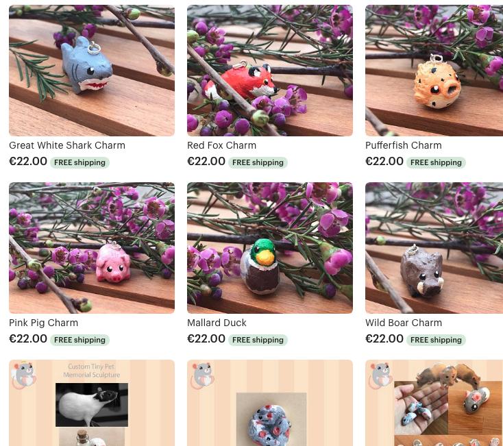 LilCreatureCharms shop