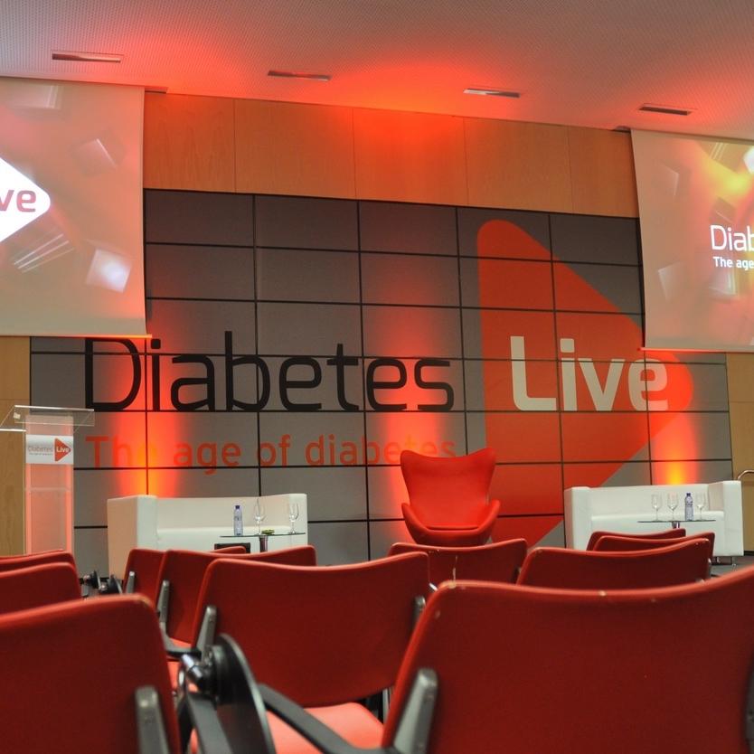 Diabetes Live Event/Conference Clingz