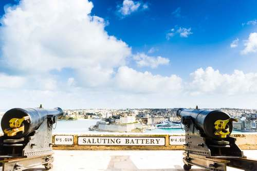 Valletta Photo Walk