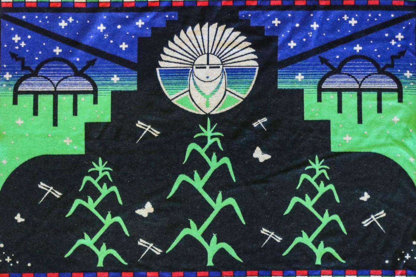 """""""George Toya: A Pueblo Prayer"""" Indian Pueblo Cultural Center Oct 31, 2016"""