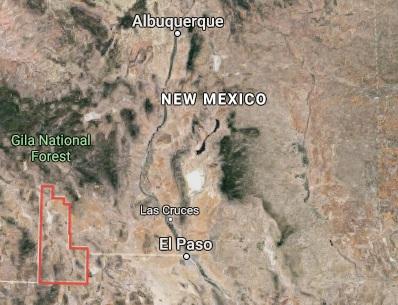 Hidalgo County, also known as New Mexico's Bootheel