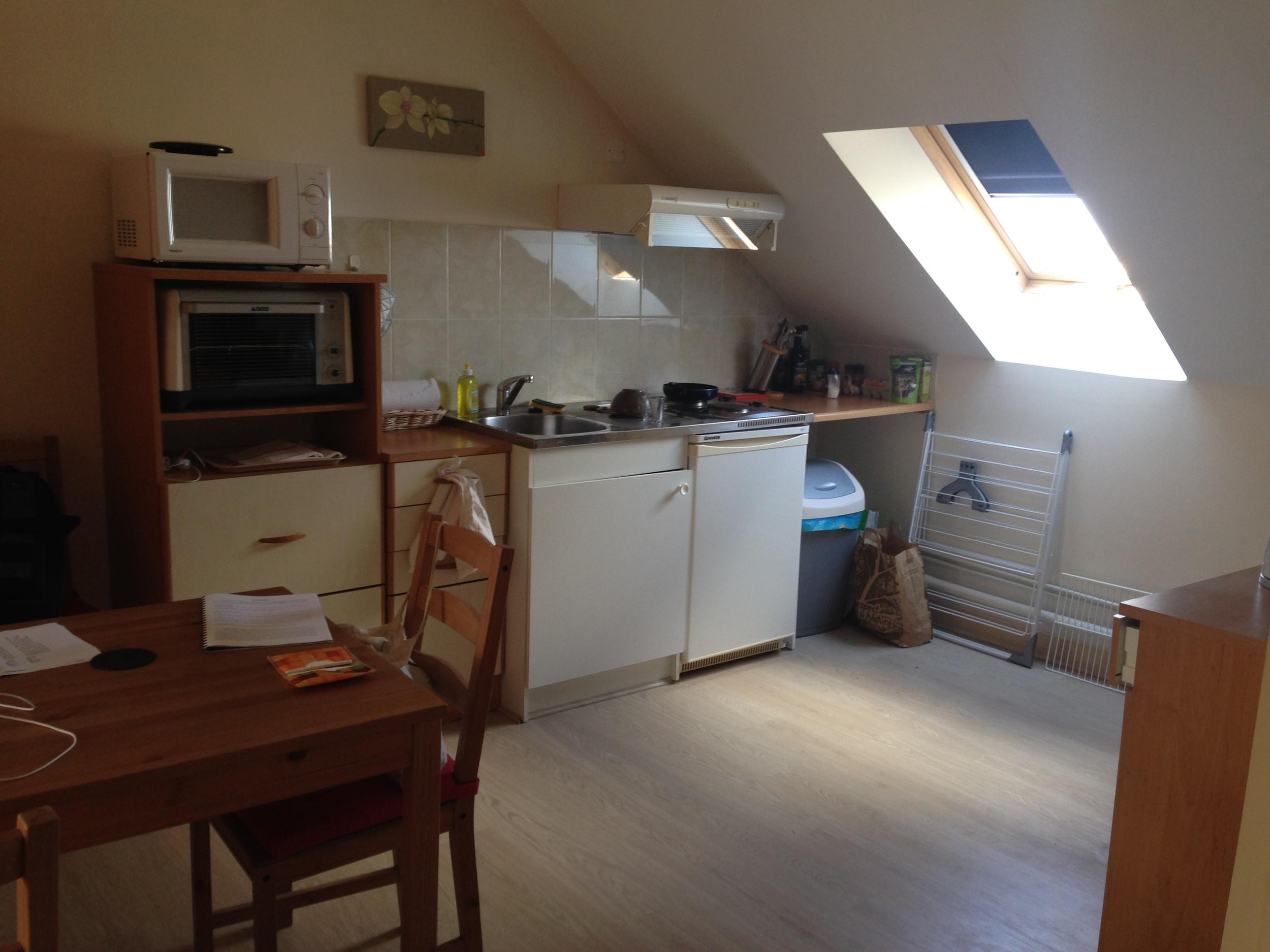 little kitchen