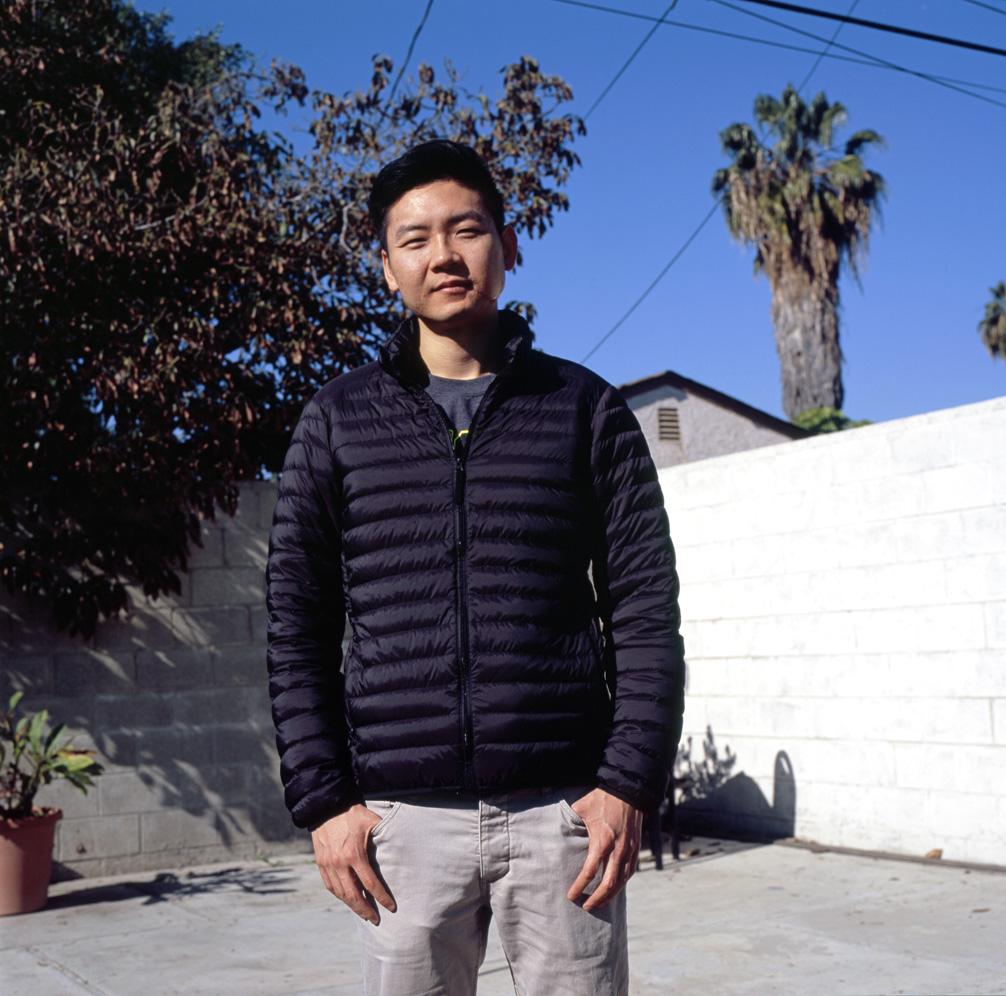 Charles Hu.Whittier, California. January 2, 2015