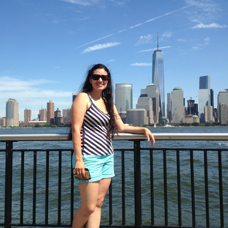 Carolina Vasquez. Jersey City, New Jersey. August 22, 2015.