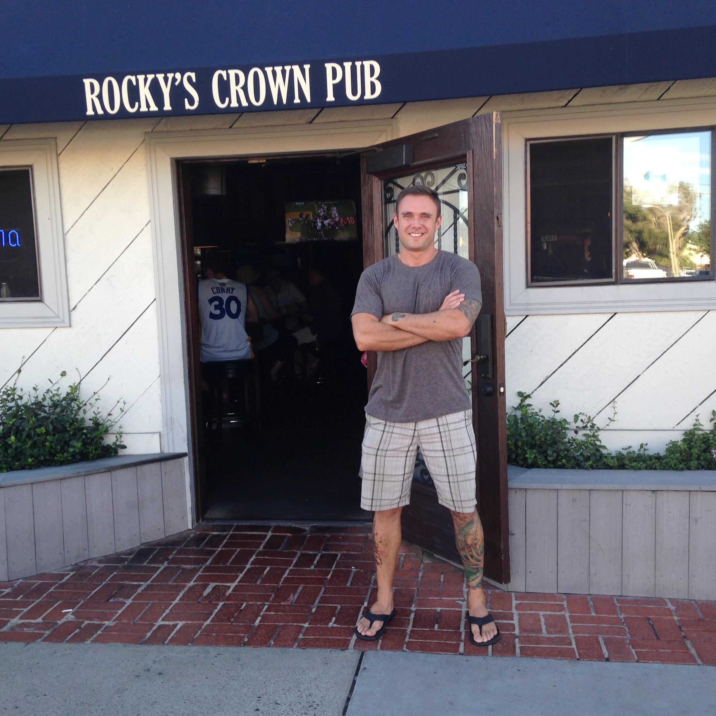 Karl Krahn. San Diego, California. October 20, 2015