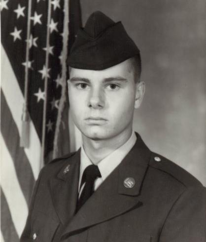 Joseph Collins. US Army photo. 1989