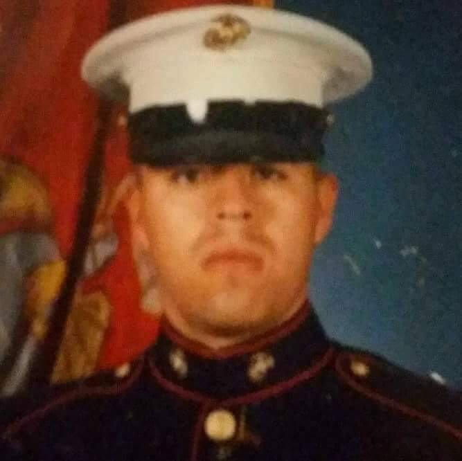 Josue Guerrero official Marine Corps photo