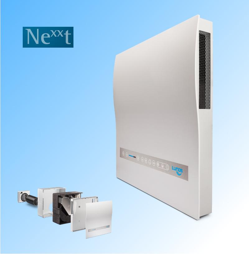 Lunos Nexxt - komplett og kompakt
