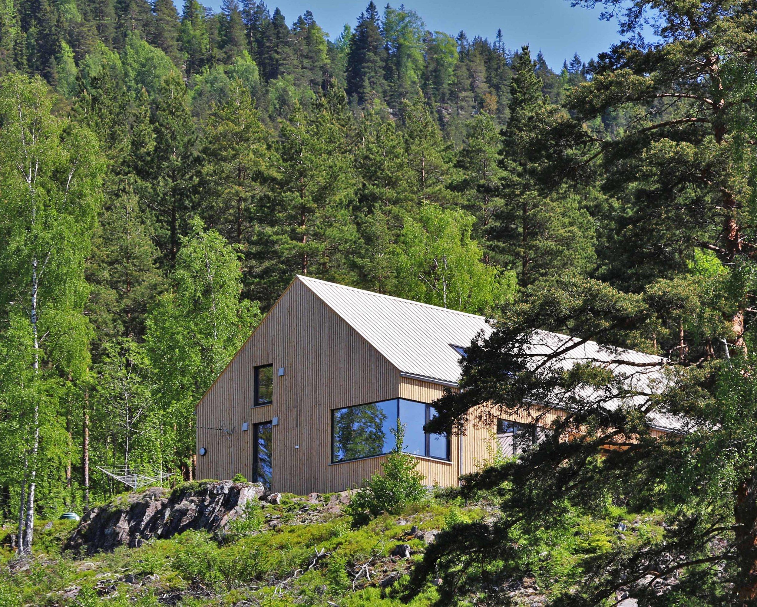 Huset i Åsa