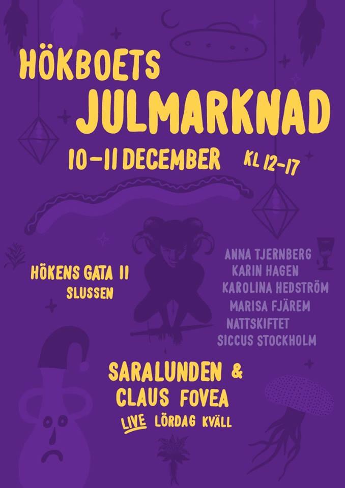 Affisch av Karin Hagen.