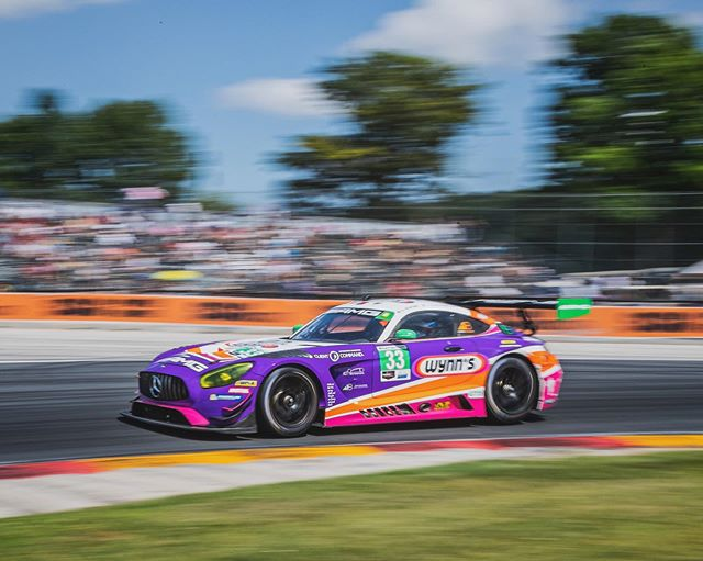 Congratulations to Jeroen Bleekemolen @jeroenbleekemolen & Ben Keating @carguykeating + the Wynn's Racing team @wynnsracing Great job on the P1 finish in the Mercedes-Benz @mercedesbenz AMG GT3 this weekend at VIR @virnow Well done 👍 wish I was there to celebrate, here's a shot from Road America @roadamerica a few weeks back. Keep it up 💪🤛👌🤙