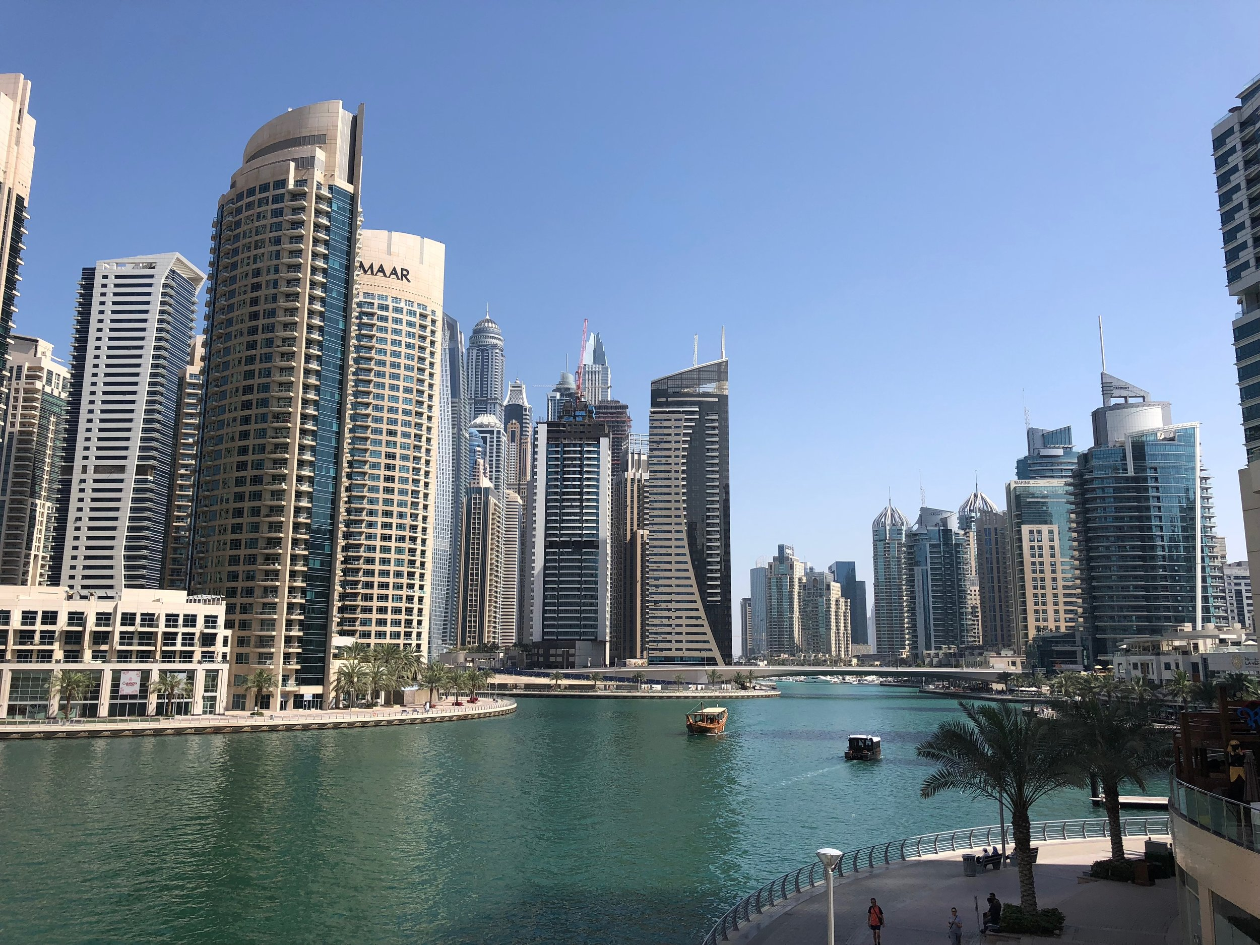 Dubai during the day....