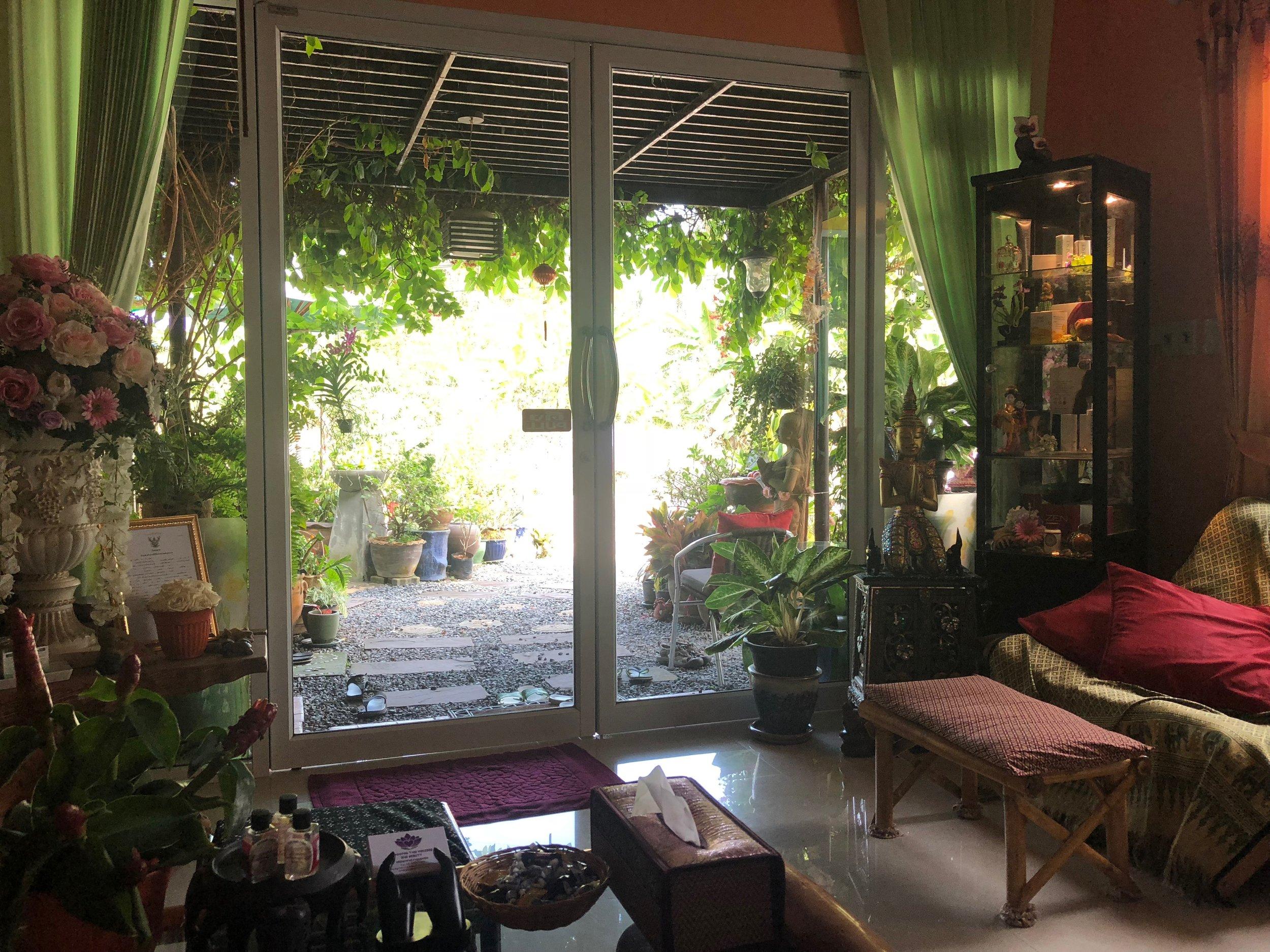 Thai Massage studio