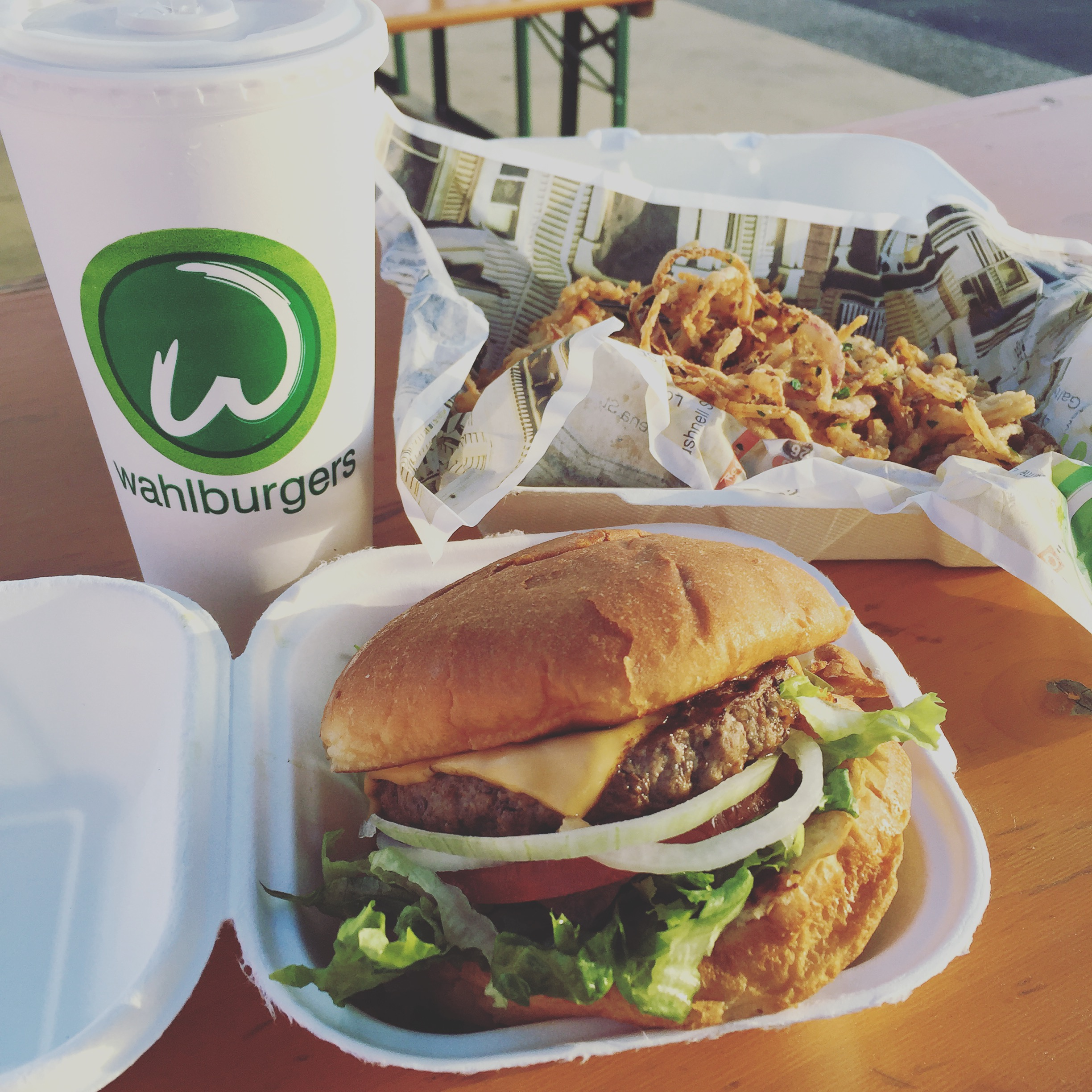 Hello, Wahlburgers!
