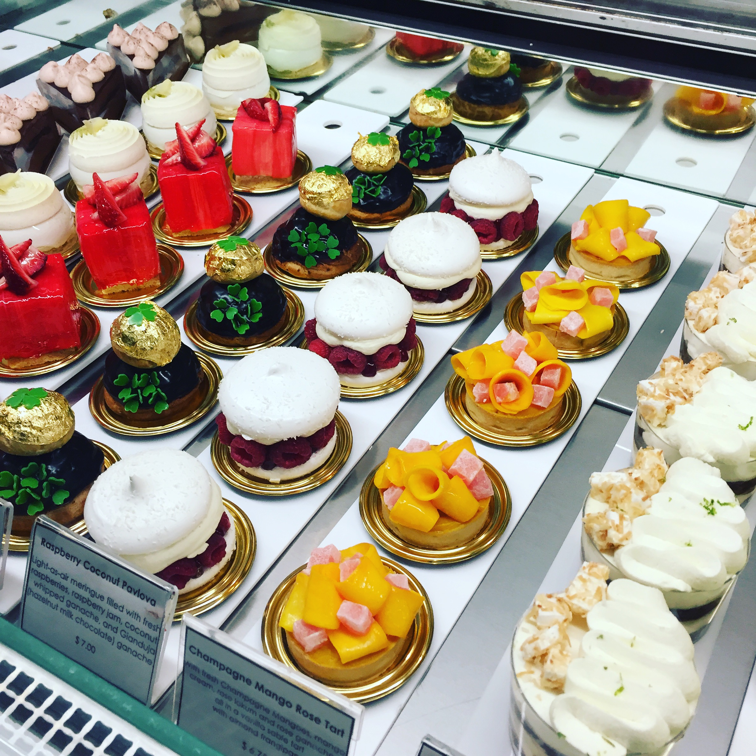St. Patrick's Day Treats at Dominique Ansel Bakery