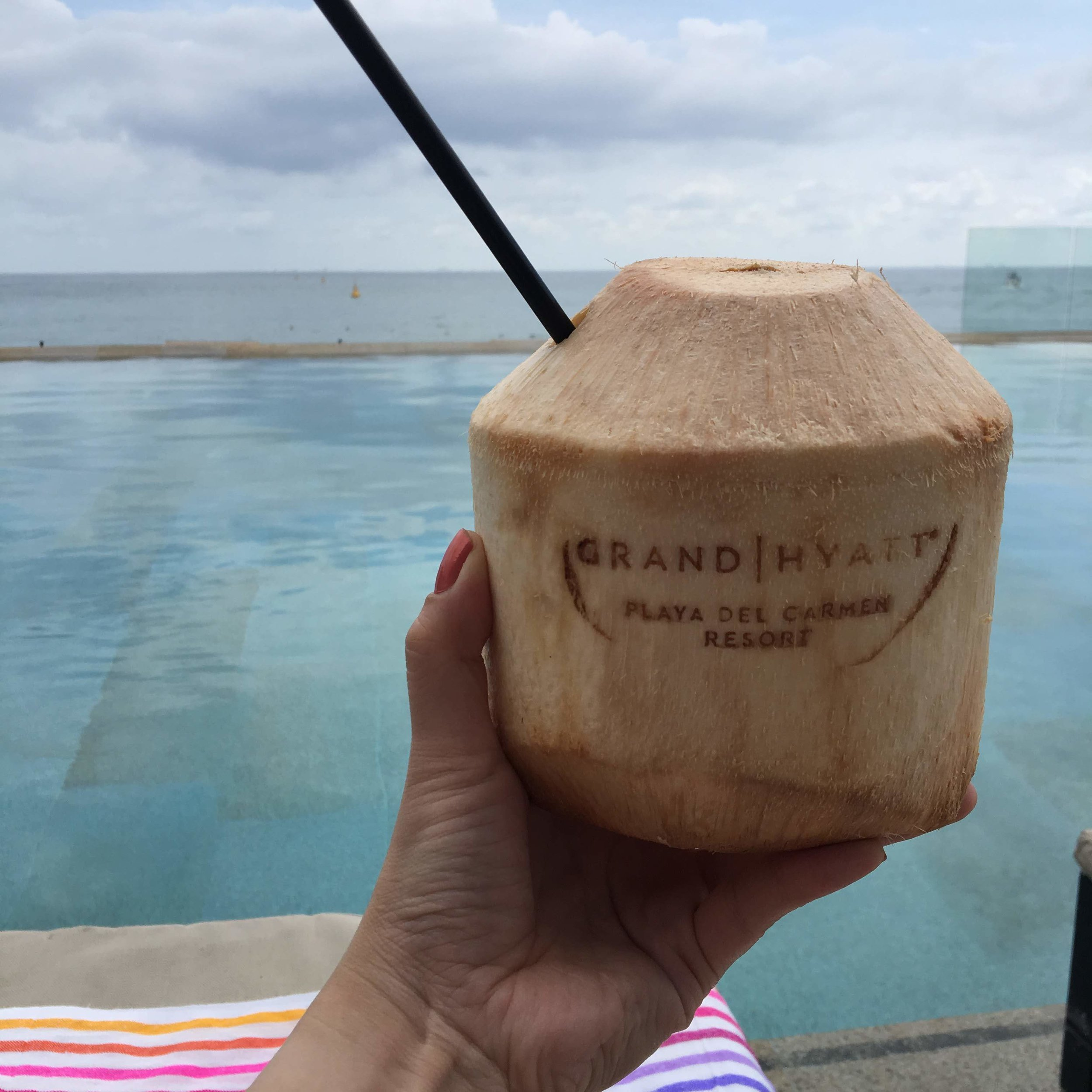 That coconut life!