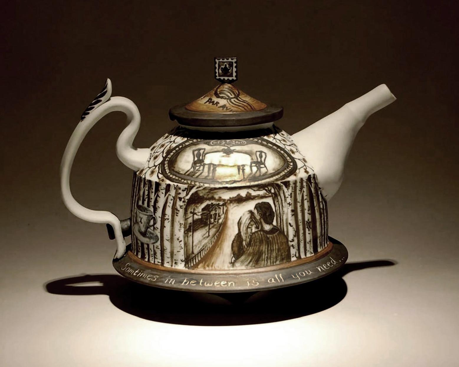 Seth Rainville, Teapot, 2014