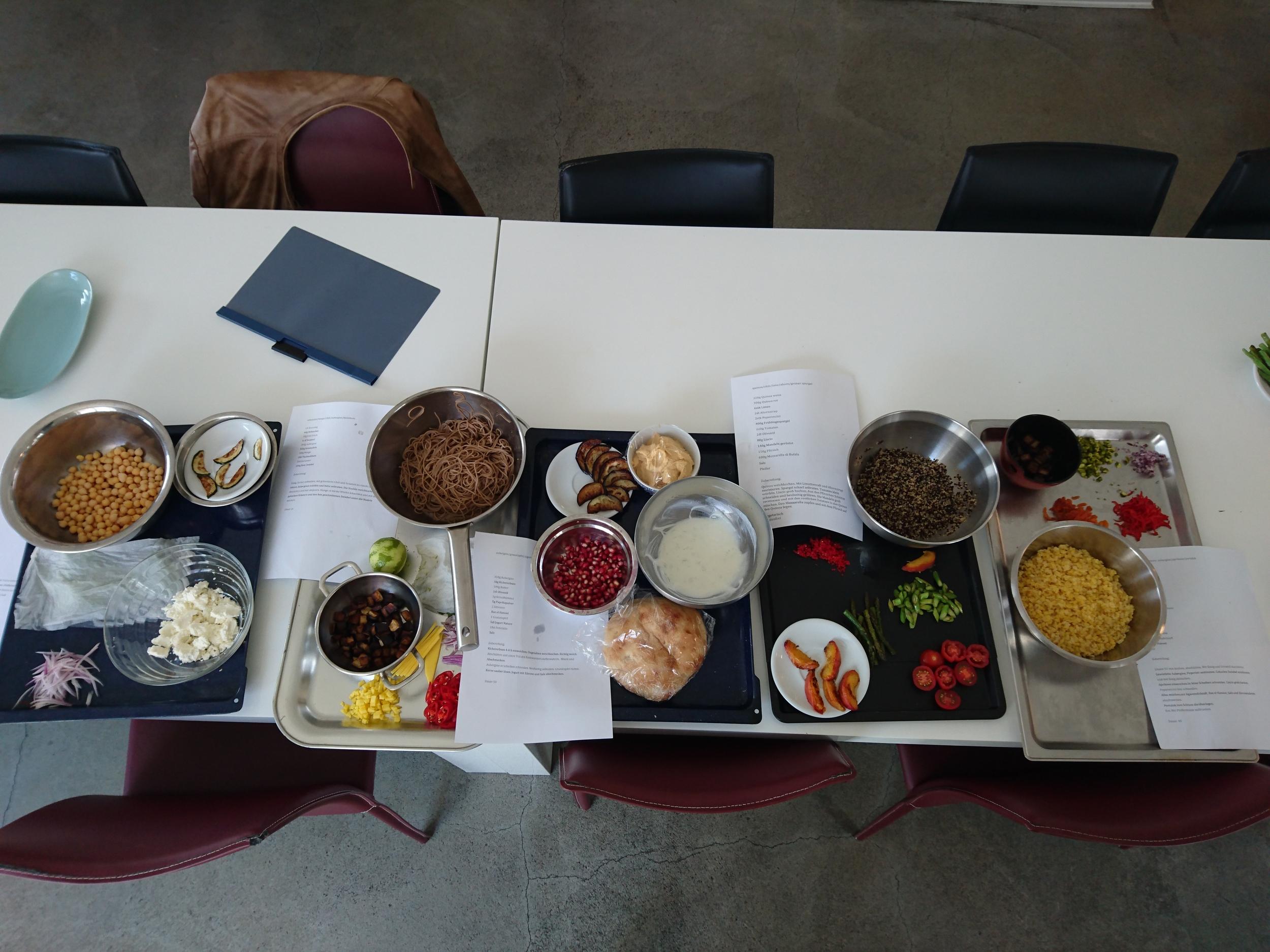 Lunchclub Fotosession