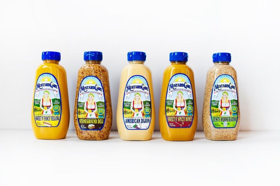 MustardGirl_5mustards.JPG