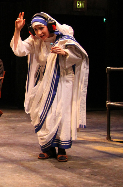 Mother Teresa, Last Days of Judas Iscariot