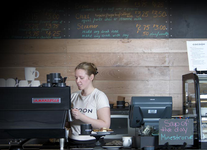 WHERE TO EAT: Cocoon Coffee House & Catering Co in Hawley, PA