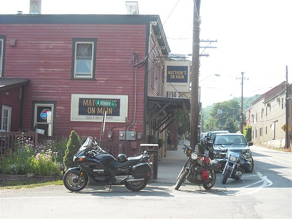 WHERE TO EAT: Matthew's On Main in Callicoon, NY