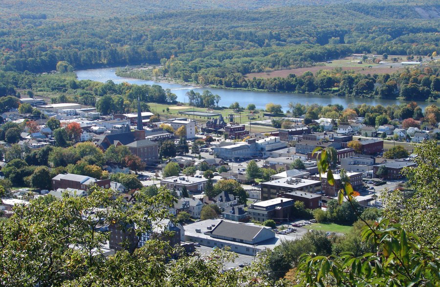 TOWNS TO VISIT: Port Jervis, New York