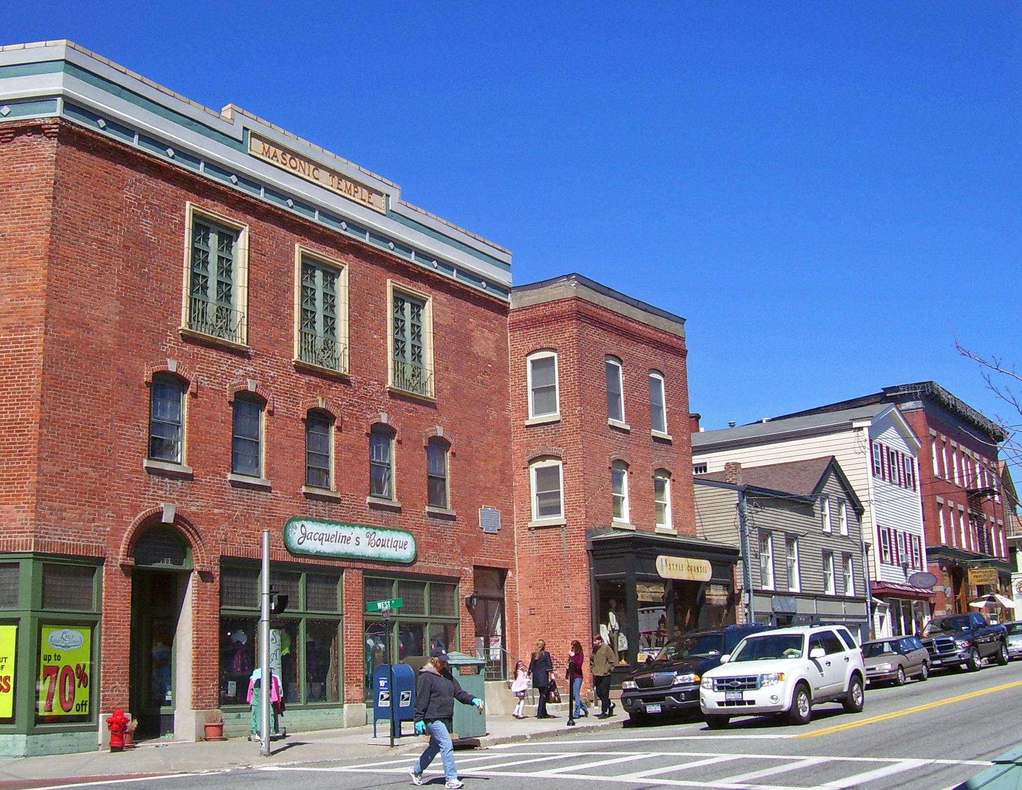 TOWNS TO VISIT: Warwick, New York