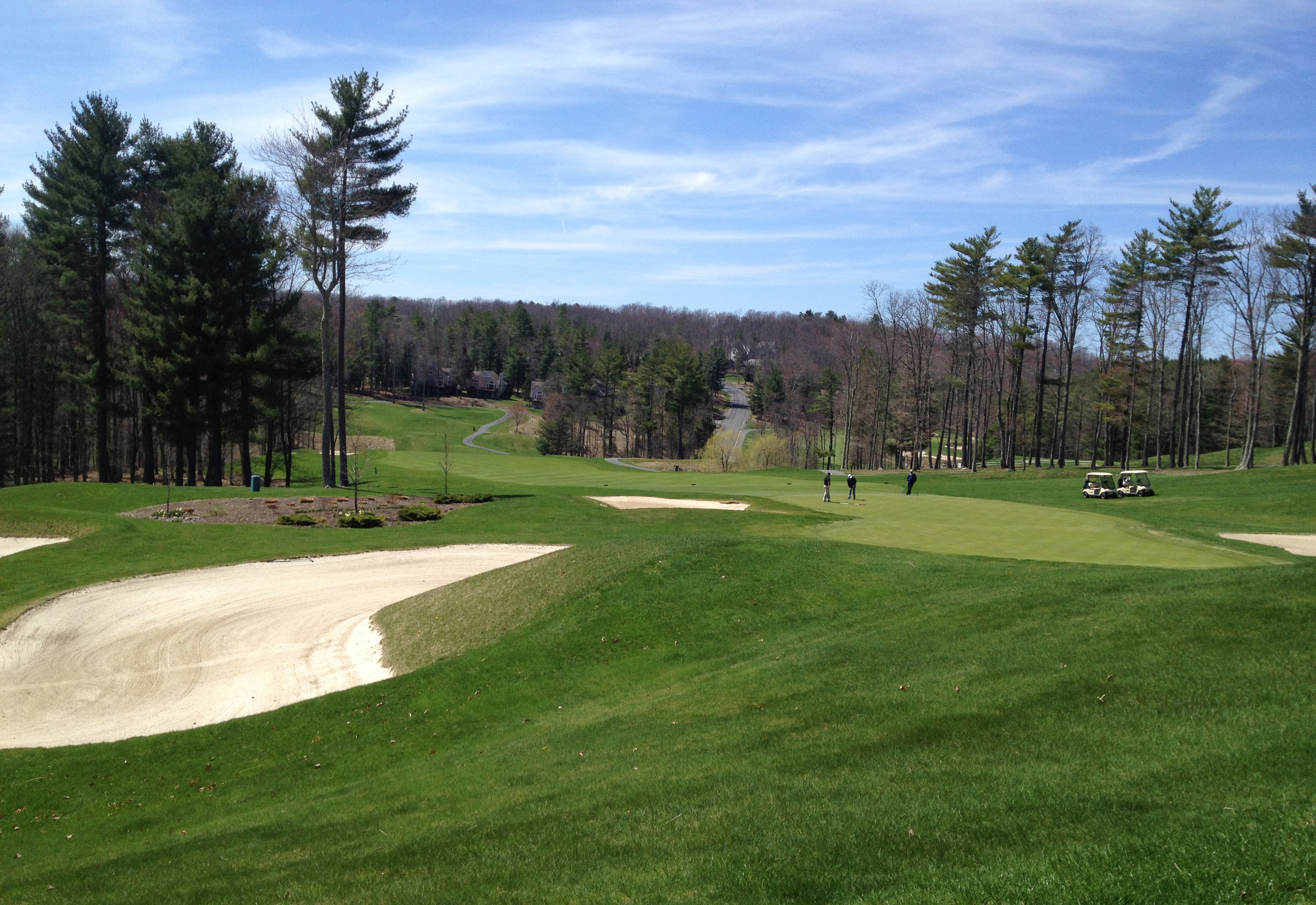 GOLF: Woodloch Springs Golf Course in Lackawaxen, PA
