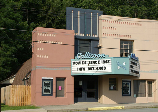 THEATRE: Callicoon Theater (Cinema) in Callicoon, NY