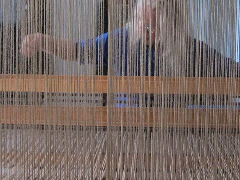 ARTS/ANTIQUES: Dyberry Weaver in Narrowsburg, NY