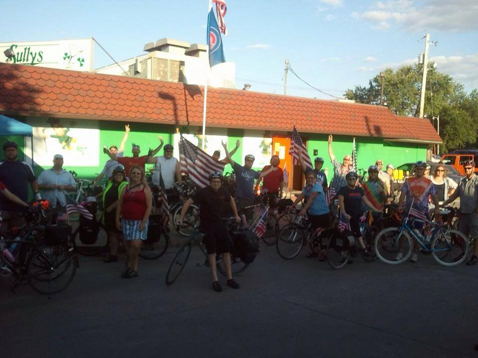 4th of July Flag Ride