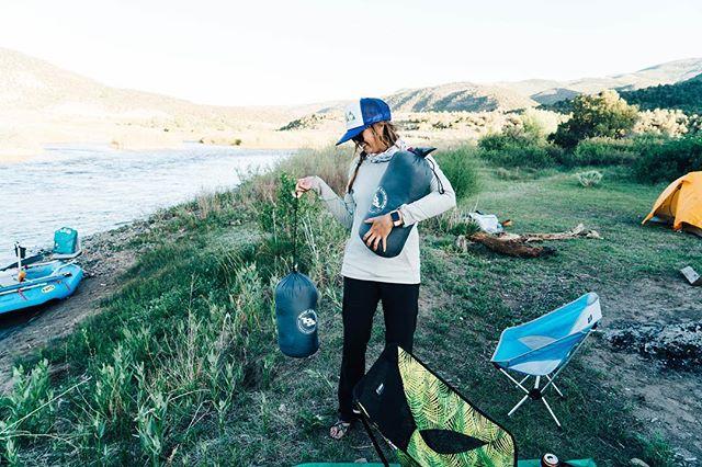 Float n camp. The best. @bigagnes_ #motherofcomfort #sleepinthedirt #flyfishing #floattrip