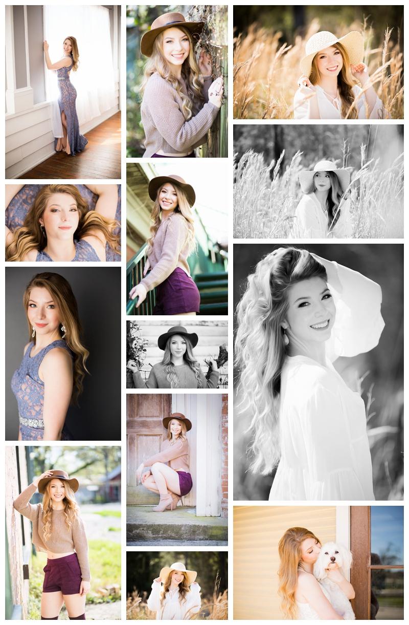 Senior Photography, Slidell LA