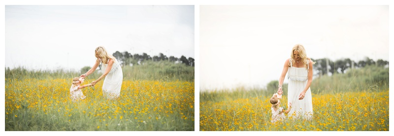 Wildflower Mini Session