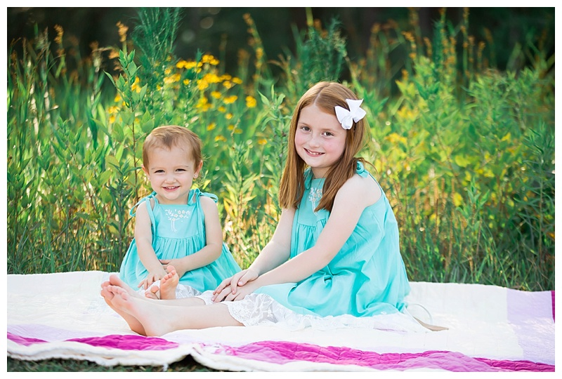 Family Photographer in Covington LA