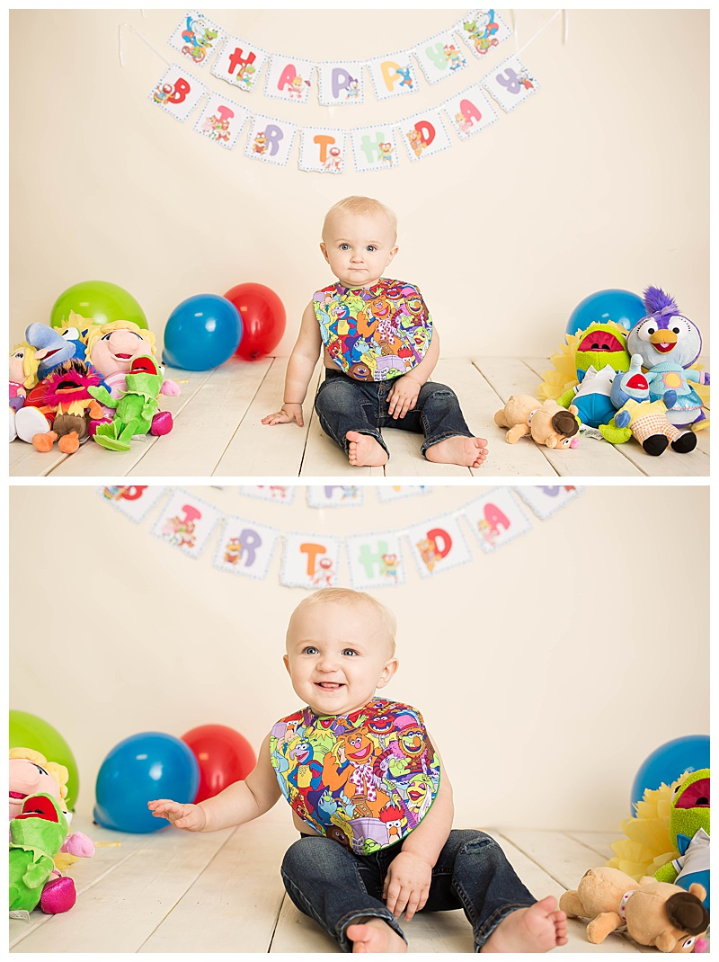 first birthday photographer slidell la