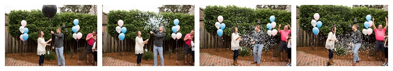Mandeville LA Gender Reveal Photographer