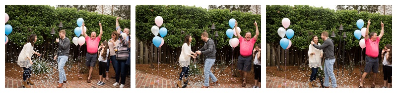 Slidell Gender Reveal Photographer