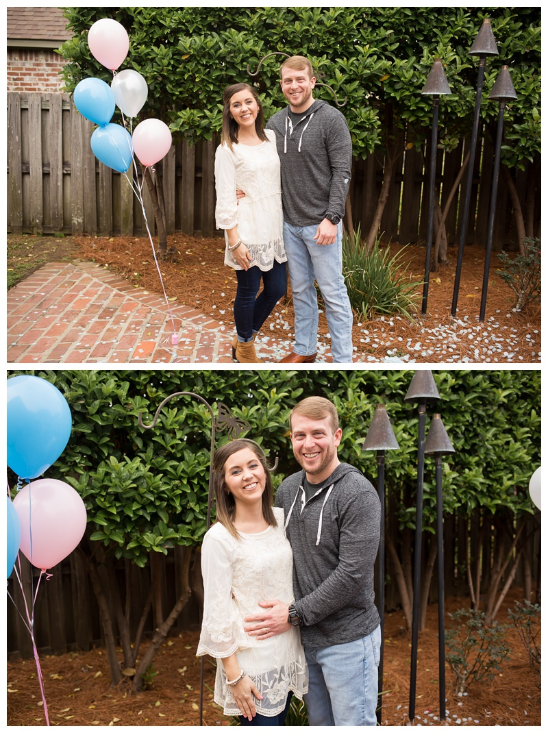 Gender Reveal Photographer