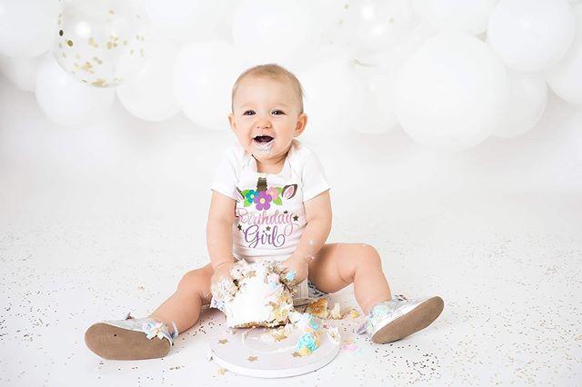 Yep, cake is ALWAYS a good idea! 🎂 . . . #cakesmash #firstbirthday #jenmeadowsphotography #fontainebleaustatepark #mandevillelaphotographer #louisianaphotographer #naturalightphotographer #mississippiphotographer #jacksonmsphotographer #beachphotographer #cakesmashsession #firstbirthdaysession #slidelllaphotographer #slidellla #mandeville #covingtonphotographer #madisonvillelamama #madisonvillephotographer #iamone #oneofakind