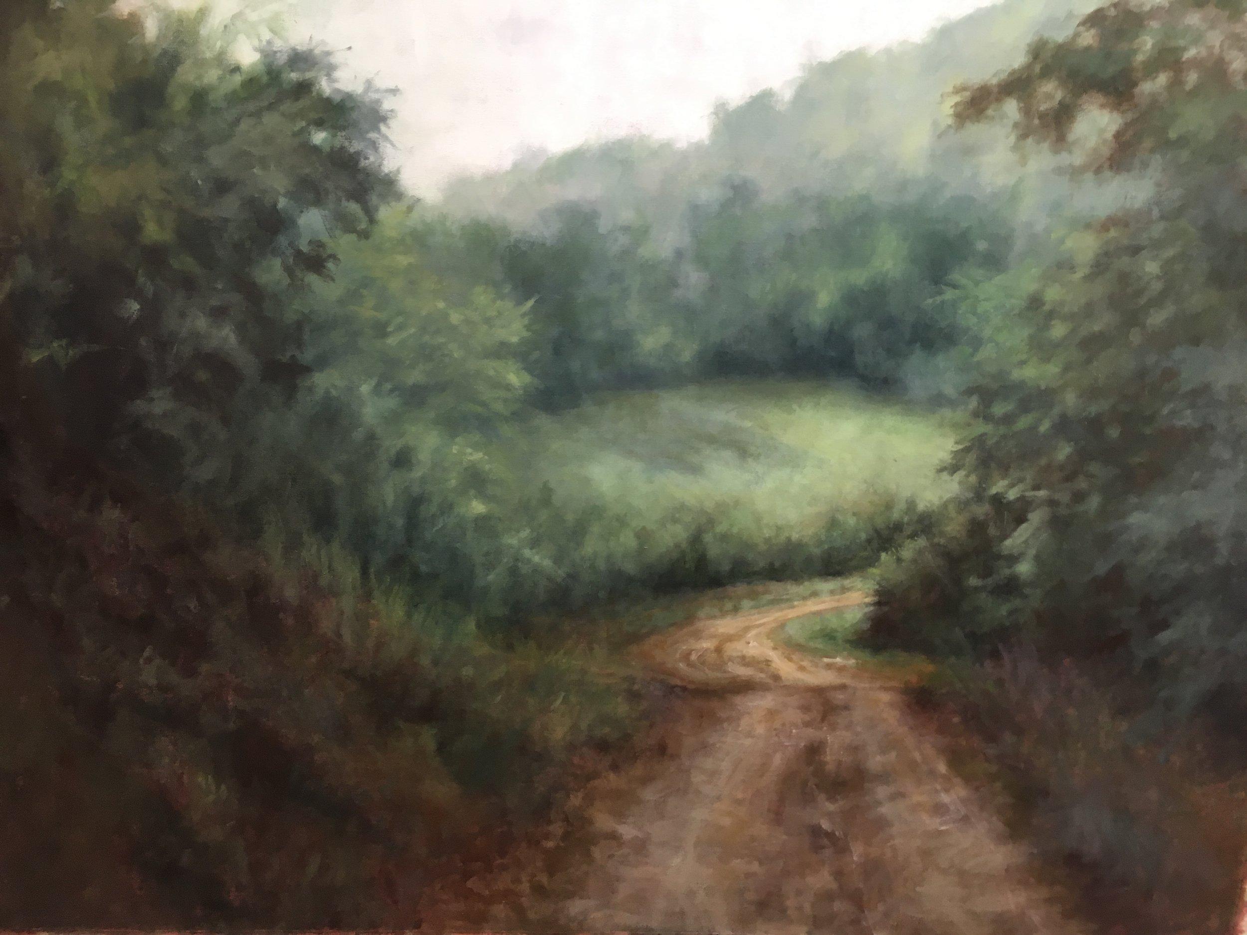 Jane Ingols Art, 48x60
