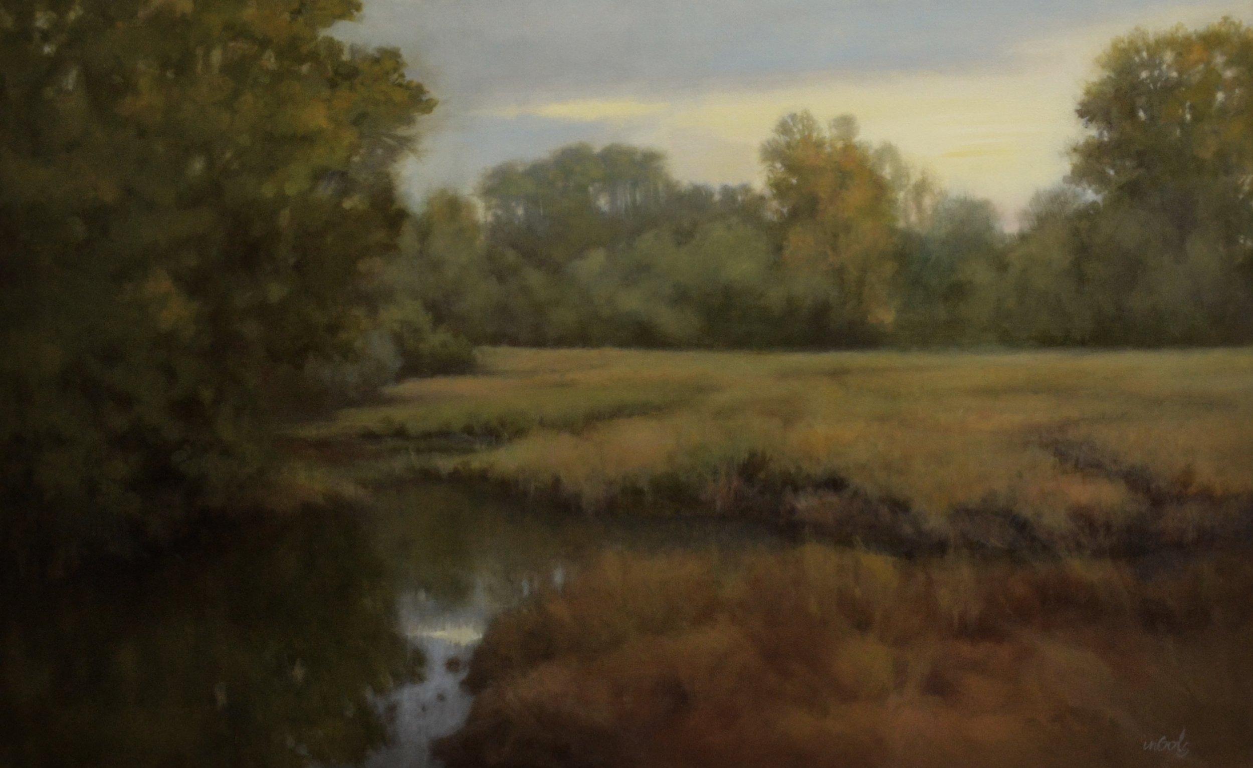 Jane Ingols Art, 30x48
