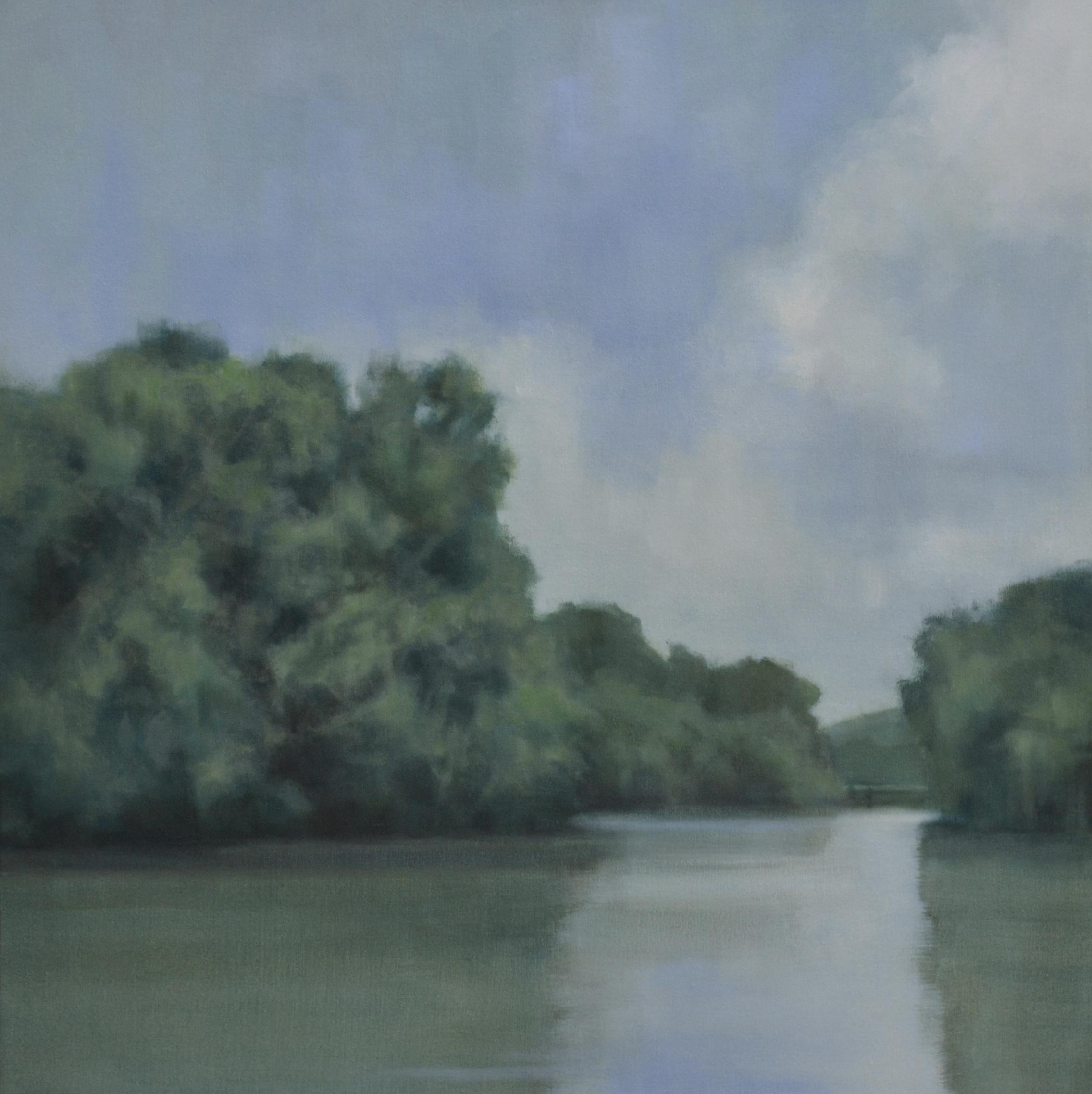 Jane Ingols Art, 30x30x2