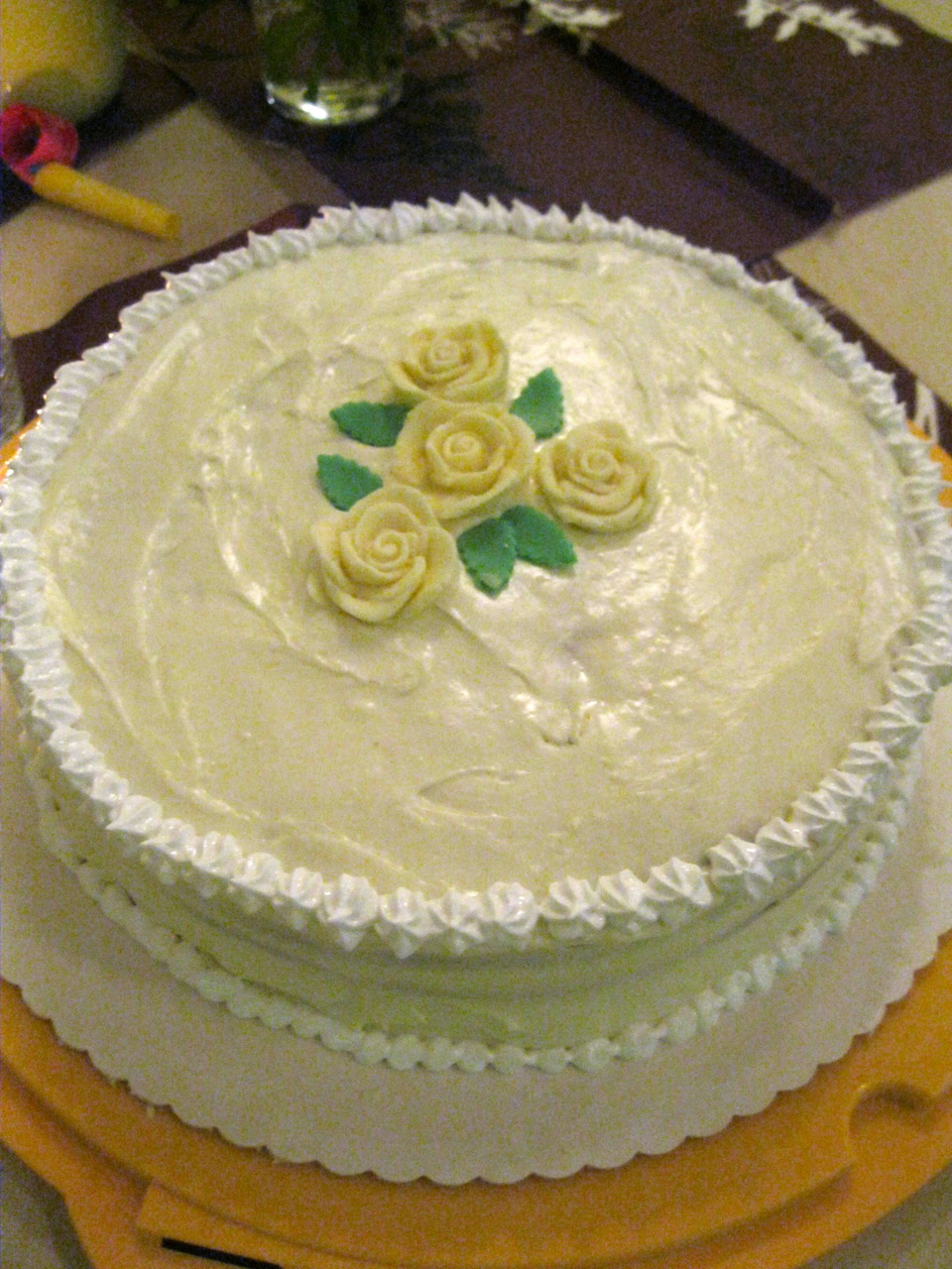 Berry Lemon Cake!