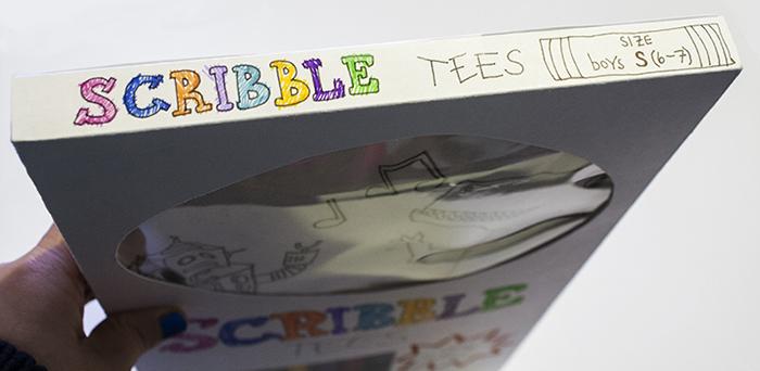 Scribble Tees